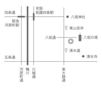 京東都 本店のアクセス