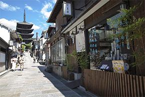 京東都 本店の外観